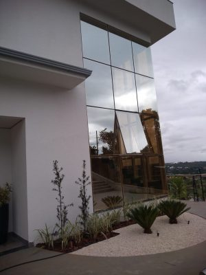 fachada glazing venda nova
