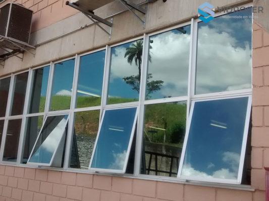 vidros temperado para janelas em bh